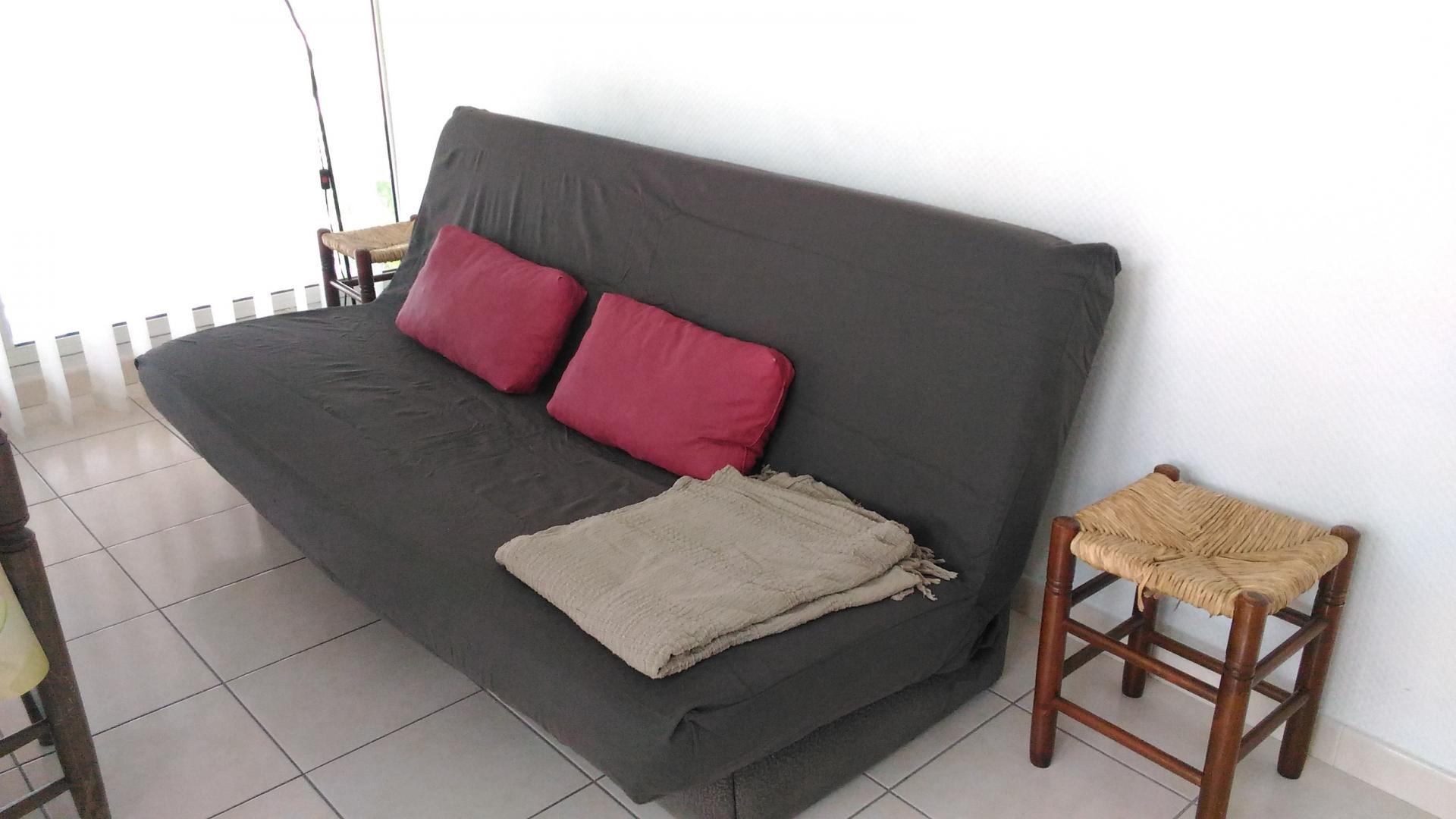 Canapé du séjour