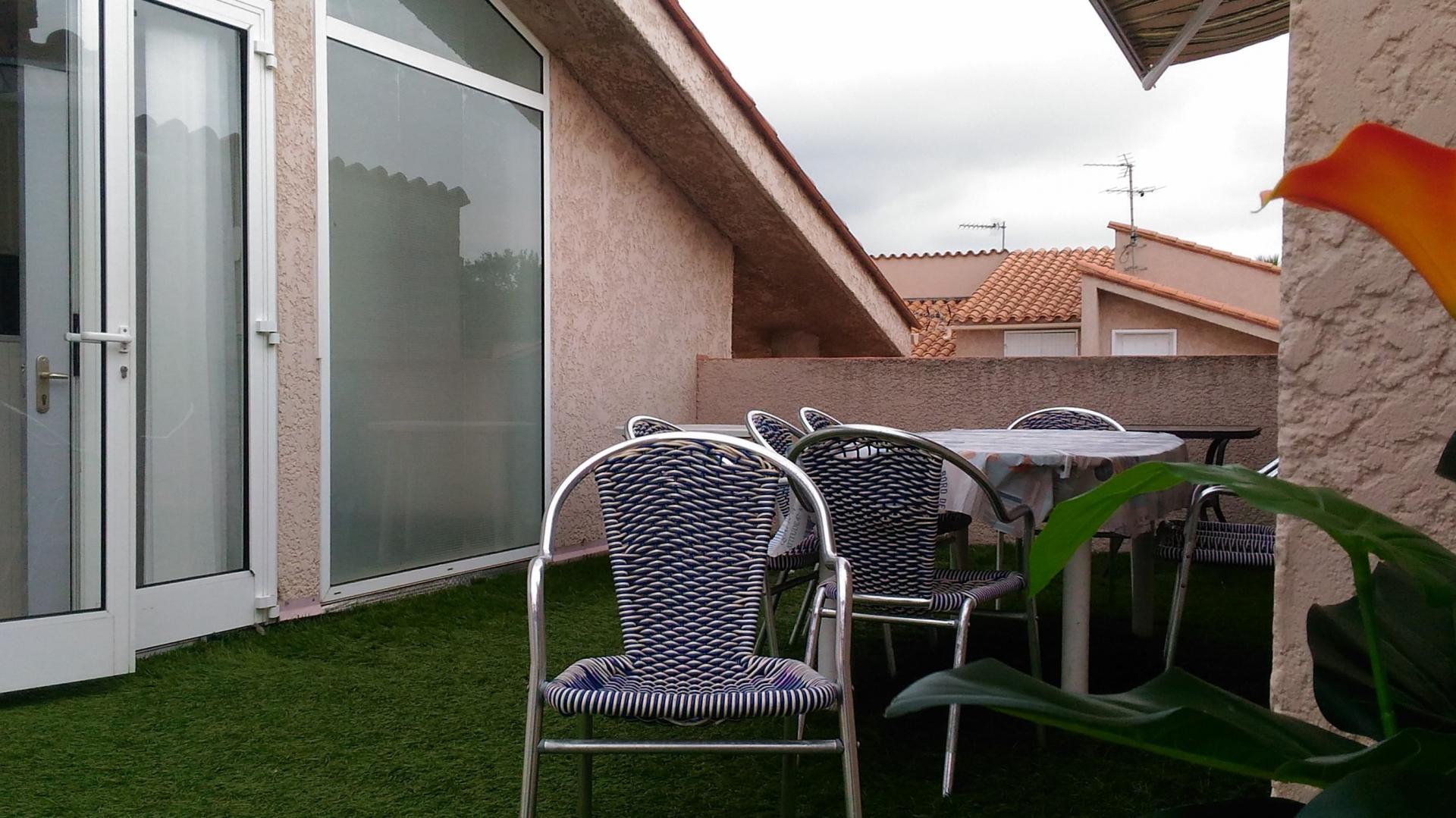 Terrasse du séjour